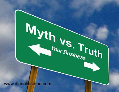 Which myths will you change?