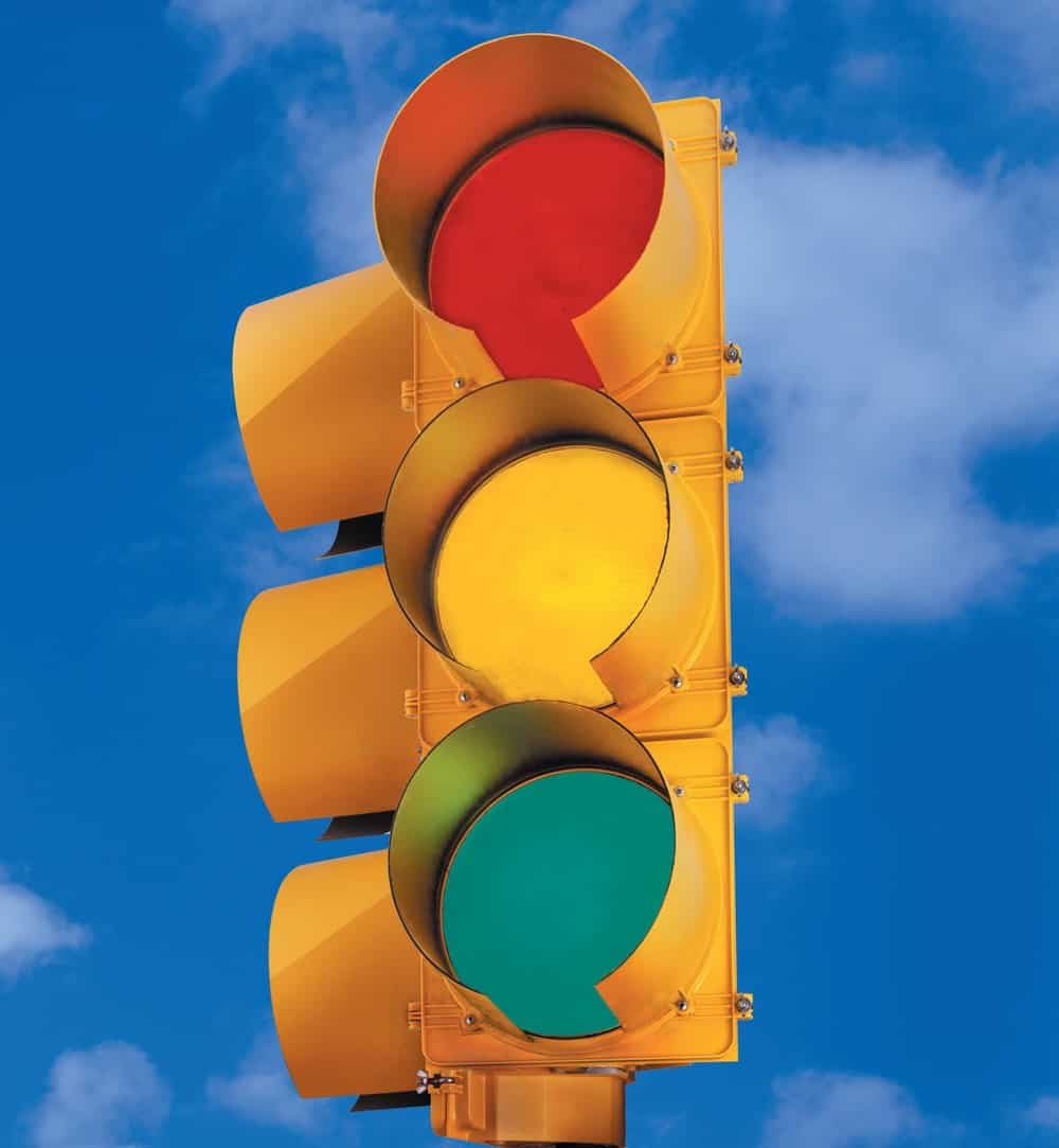 RED LIGHT - GREEN LIGHT