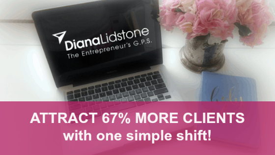 Attract 67% more clients with one simple shift
