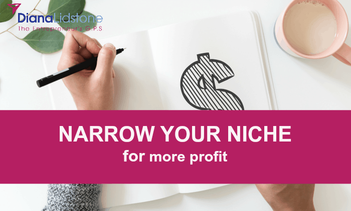 How to narrow your niche & win more clients!