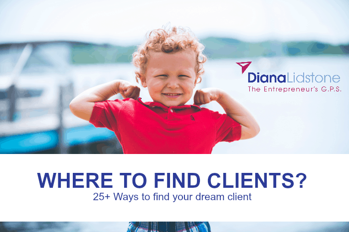 How do you find clients?