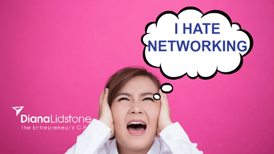 Hate Networking?