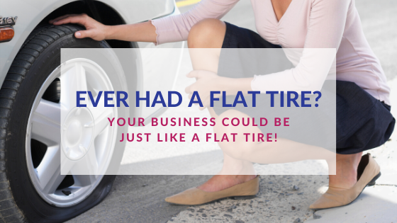 Ever Had a Flat Tire?