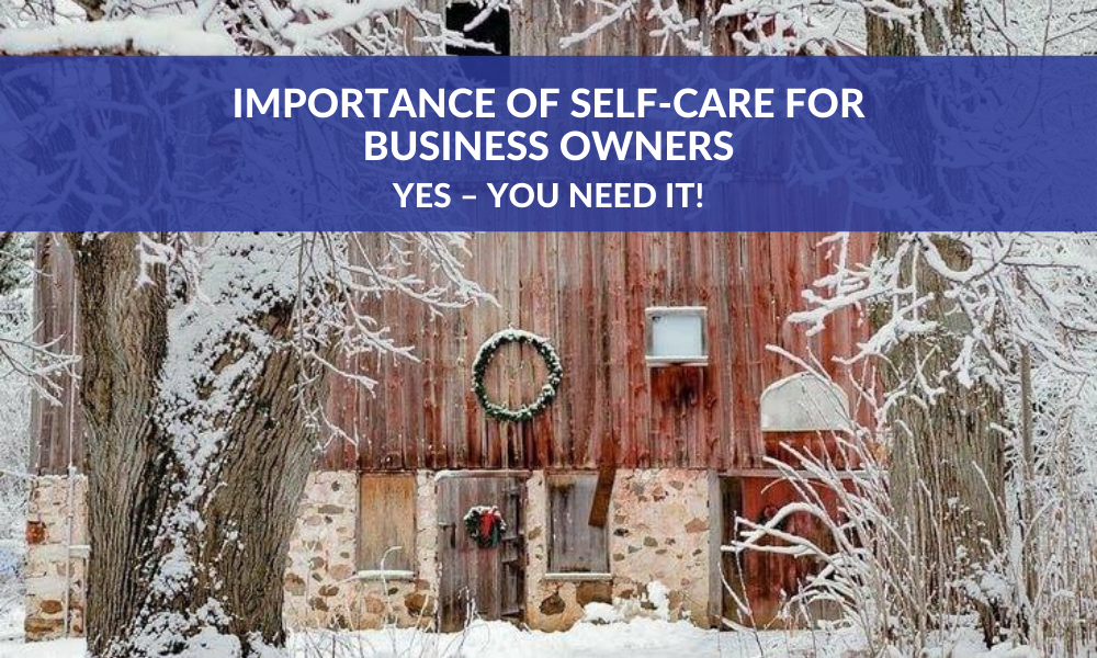 Importance of Self-Care for Business Owners