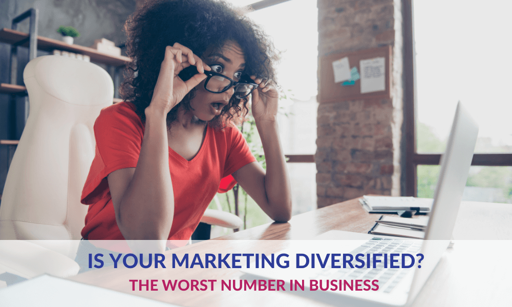 Is Your Marketing Diversified?